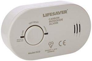 BS/EU Carbon Monoxide Alarm